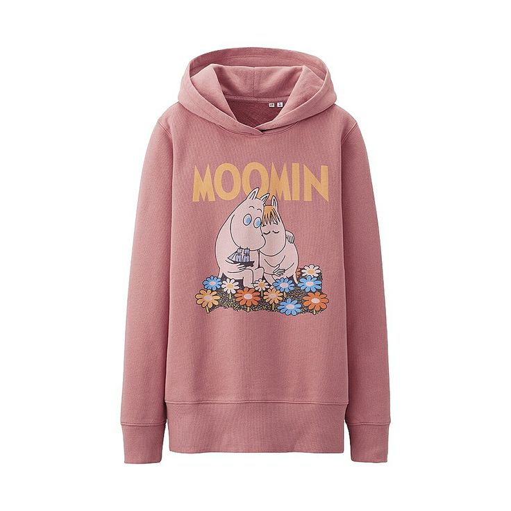 UNIQLO x Moomin Hooded Sweater