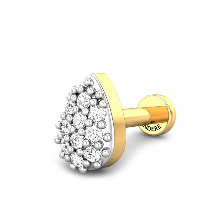 Sanghavi Diamond Nose Pin