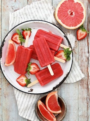 Delicious fresh fruity ice blocks #StyleKeeper #Glassons
