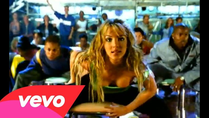 Britney Spears - (You Drive Me) Crazy.  Still one of my favorite songs of all time!