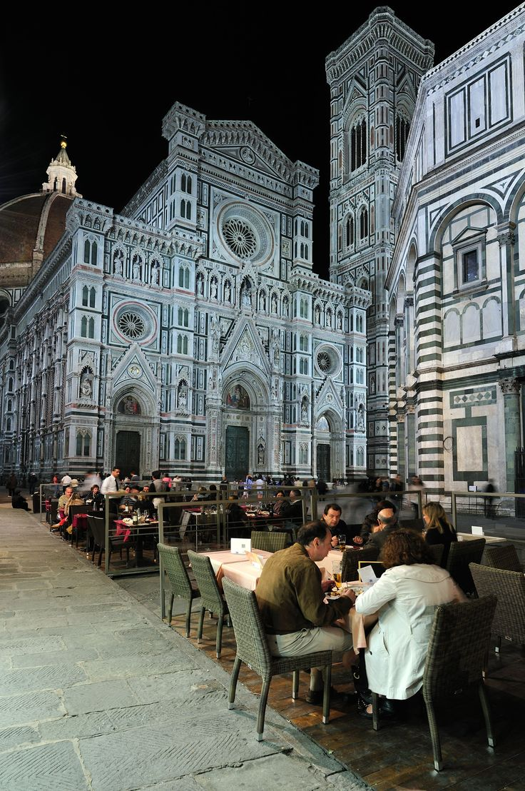 Piazza san giovanni in florence italy lighting design for Decor italy srl