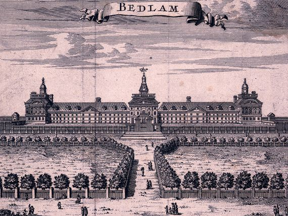 Bedlam: The Horrors of London's Most Notorious Insane Asylum