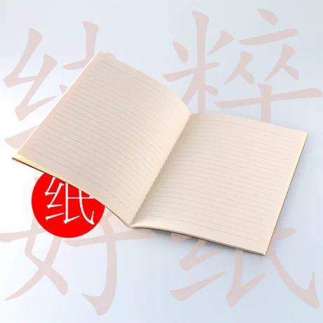 【败家定制】不洇不透 钢笔专用A5/B5记事日记笔记本子/活页芯/纸