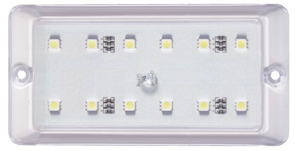 Plafonnier rectangulaire à #LED #eclairage