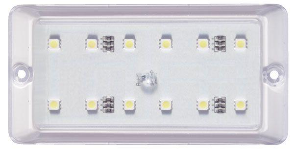 Plafonnier rectangulaire à #LED #eclairage