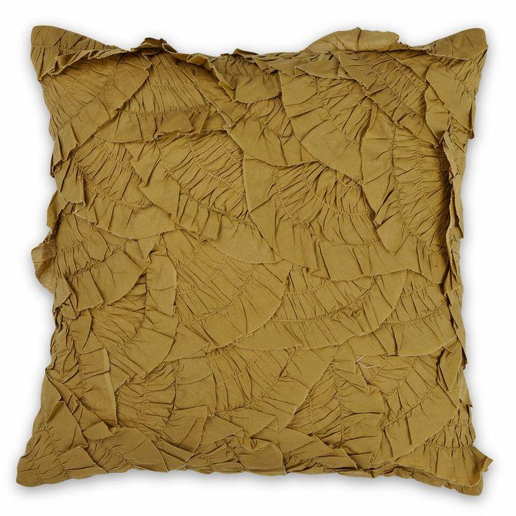 40x40cm Rara cushion Mehendi Green