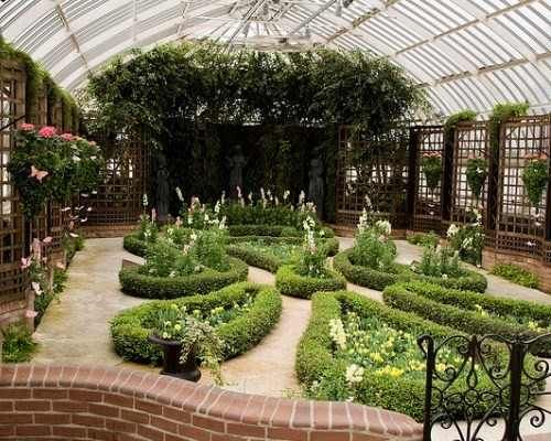 17 best images about indoor gardens in interior design on for Indoor botanical gardens