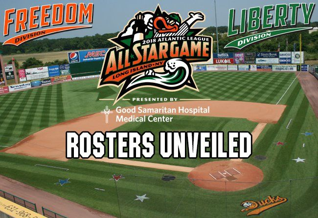 Former New York Mets Brooklyn Cyclones To Play In 2018 Atlantic League All Star Game New York Mets All Star Games