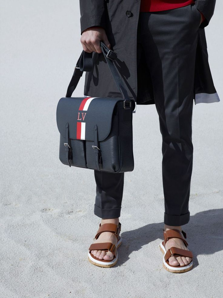 Another cool link is HowDoIShipMyCar.com  Male Fashion Trends: Louis Vuitton Resort 2016 Collection