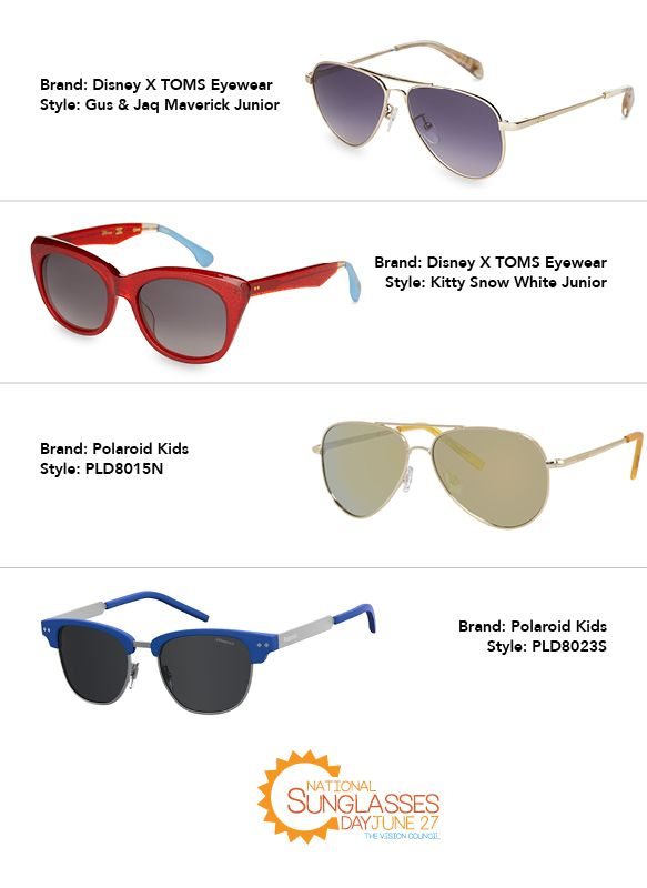 fcebaff081f7 Revel in Sun-Tastic Shady Style for National Sunglasses Day – Eyecessorize