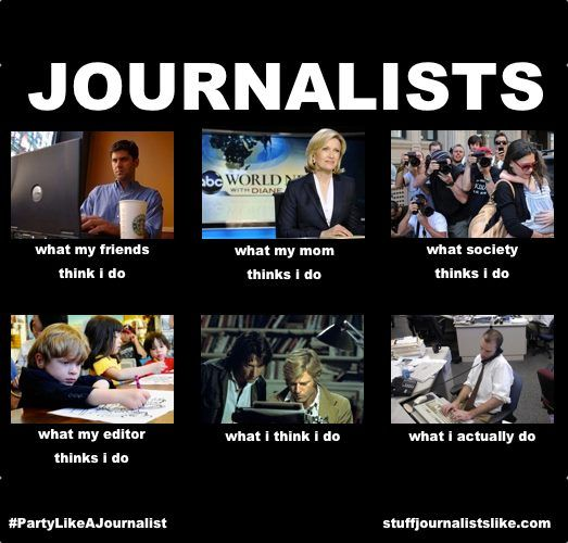 Ohh Journalists