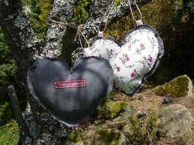 Un cœur à suspendre pour fêter les mamans en 2013