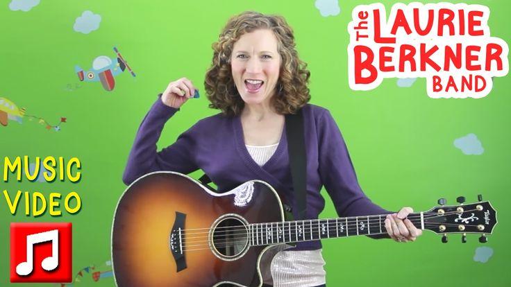 """Best Kids Songs - """"The Airplane Song"""" by Laurie Berkner - YouTube"""