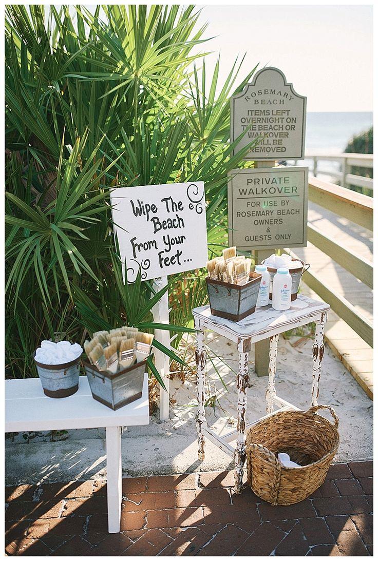 Ashley + James: Rosemary Beach Wedding