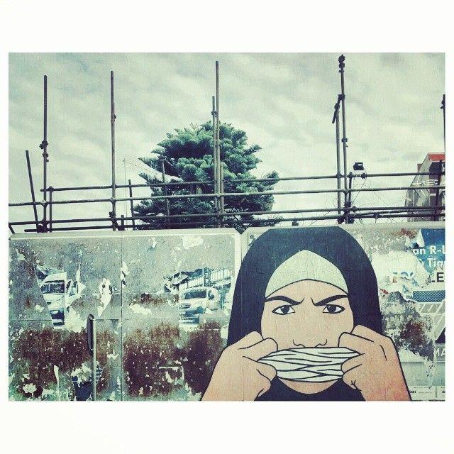 #art #streerart #urban #billboard #roma #rome #italy #italia #instacam #instacool #vscogrid #vsco #vscocam #vscourban