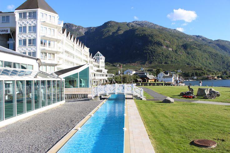 Hotel Ullensvang #Hardanger #Norway #hotel