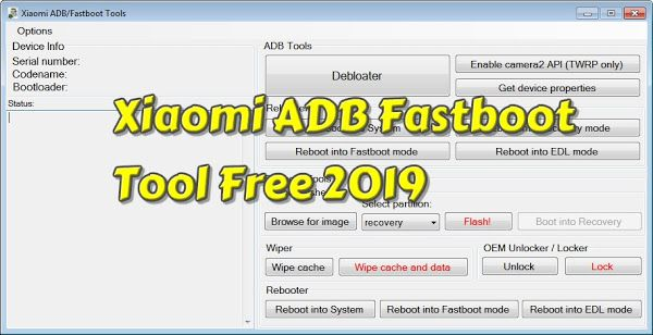 Xiaomi ADB Fastboot Tool Free 2019 | Places to visit in 2019