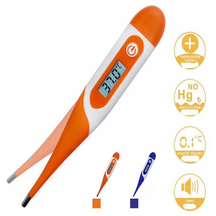 >> Click to Buy << Child soft head digital a  thermometer bebe for Children household adult baby termometro digital thermometer christmas gift #Affiliate