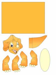 Ce soir, je vais m'amusée avec mes enfantsà faire des dinosaures avec les rouleaux de papier toilette. Mais pour que vous puissiez d'ors et déjà vous amusez, je vous donne les patrons. Vous avez ...