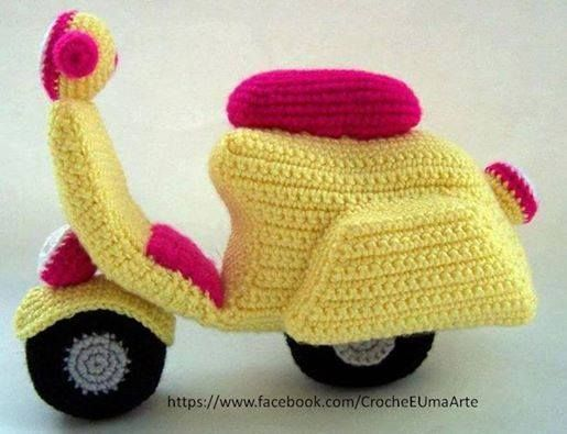 14 best images about CROCHET VEHICLES on Pinterest Free ...