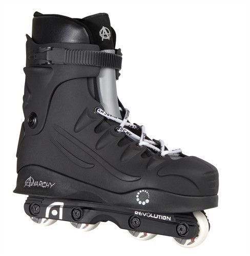 Now added to our store: Anarchy Revolutio... Check it out here! http://surfinmonkeys.com/products/anarchy-revolution-aggressive-skates-black?utm_campaign=social_autopilot&utm_source=pin&utm_medium=pin