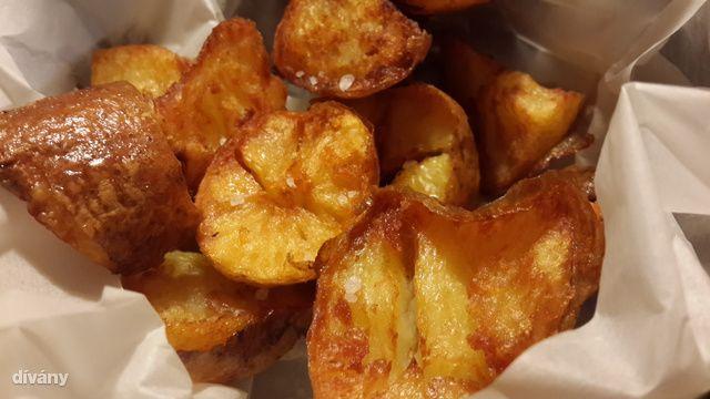 A tökéletes, ropogós sültkrumpli titka