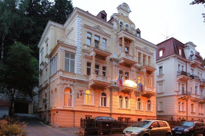 Marianske Lazne Hotel rental: Hotel Villa Gloria***