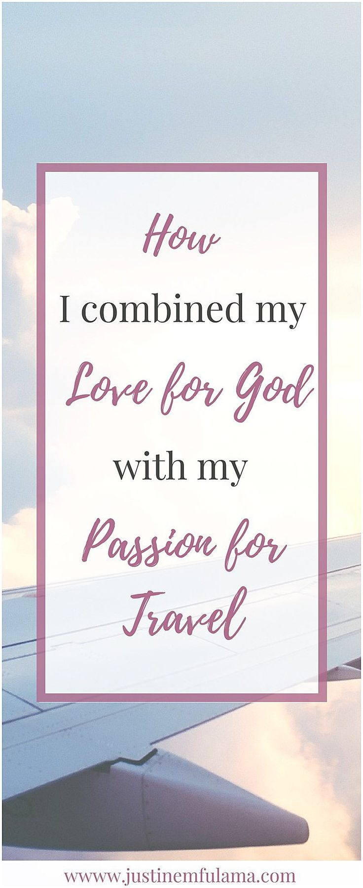 #Tattoos #Tattoo #SpiritualTattooIdeas Find out how I combined my Love for God and my Passion for travel. Follow me on my purposetrip that I am embark…