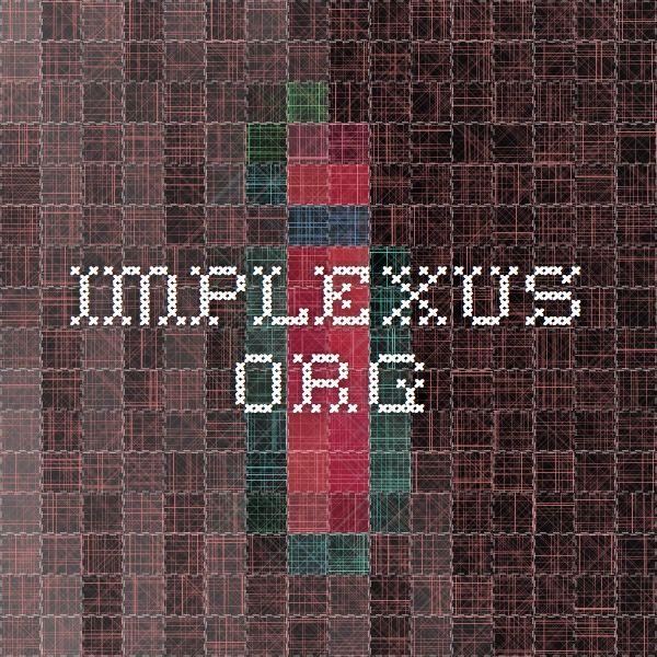 implexus.org
