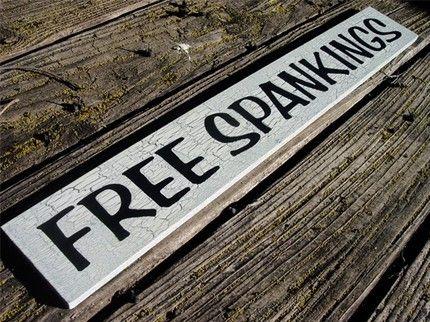 FREE SPANKINGS!!!