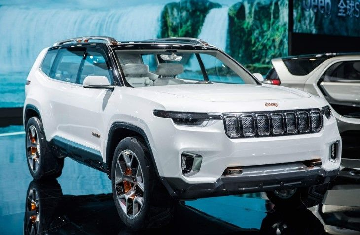 2020 Jeep Grand Cherokee Srt8 Jeep Concept Jeep Grand Cherokee