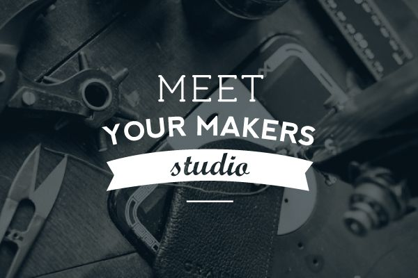 The #new MEET YOUR MAKERS STUDIO will feature #key #artists and #designers showcasing their #talent and craftsmanship, #skills  #techniques right before your eyes in an #industrial #LIVE #workshop studio.