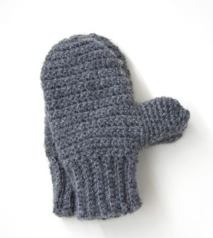 Family Mittens - Free Pattern!  I've made many pairs of mittens of various sizes from this pattern.  :)