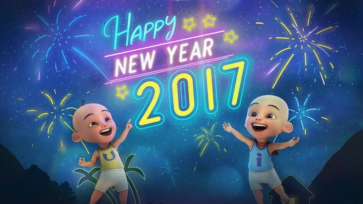 [NEW]UPIN IPIN TERBARU - Pesta Cahaya 2017