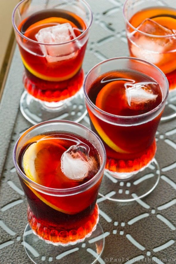Gin & Dubonnet | The Queen's Favorite Cocktail