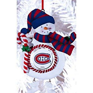 Image result for montreal canadiens christmas ornament