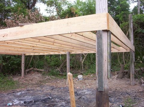 Duck Blind Construction Pics **UPDATED**