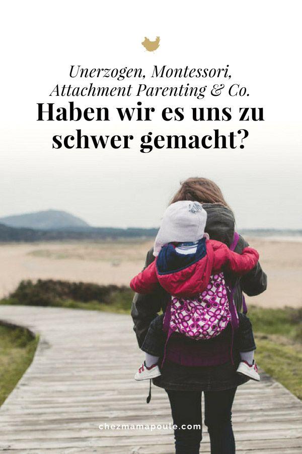 Elternsein: Haben wir es uns zu schwer gemacht?