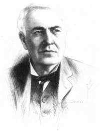 The Doctor of the Future will give no   medicine, but will interest his patients   in the care of the human frame,  in diet and in the cause and   prevention of disease.    Thomas Edison