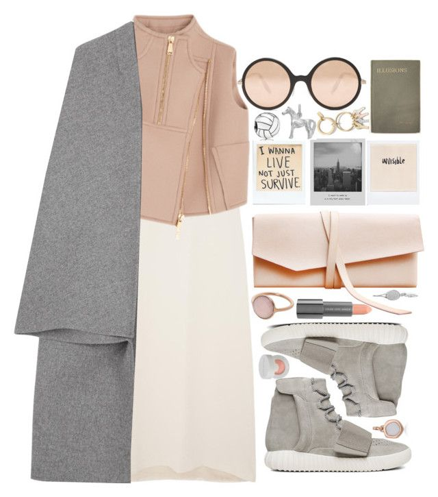 """Rita"" by living-colorfully ❤ liked on Polyvore featuring Easy Spirit, Valentino, adidas, Coach, Marjana von Berlepsch, Chantecaille, Pandora, Meggie, Monica Vinader and Victoria Beckham"