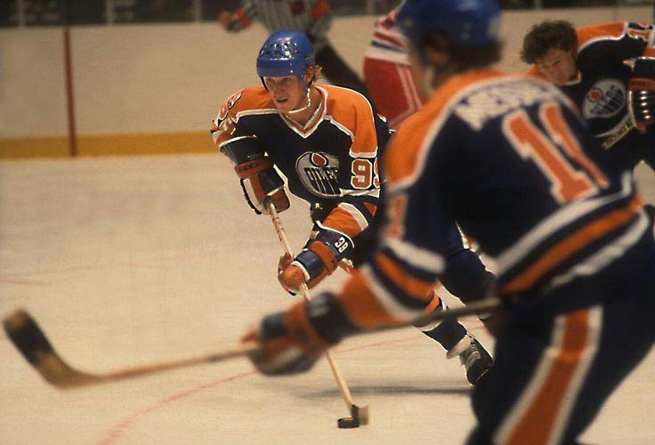 Wayne Gretzky | Edmonton Oilers | NHL | Hockey