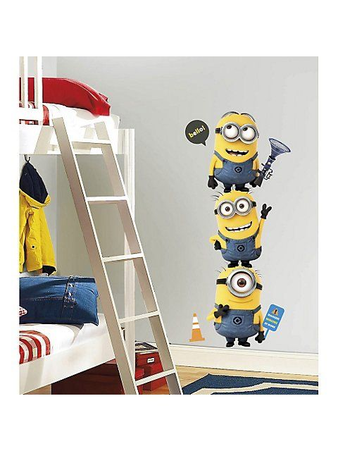 minion wall decal - Google Search