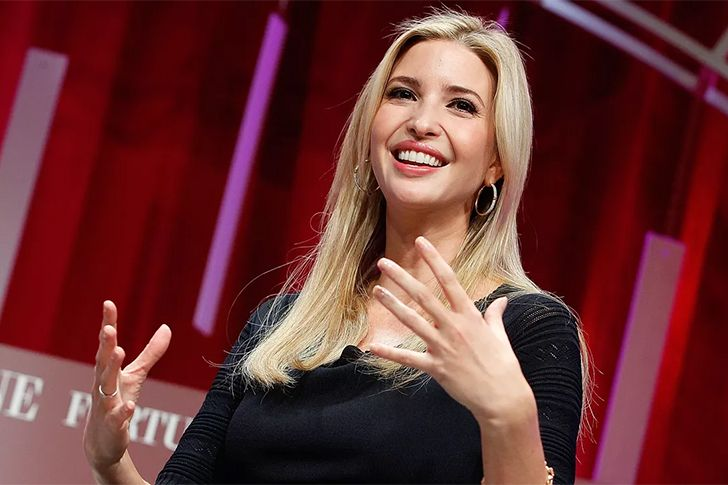 Ivanka Trump at 139 Ivanka Trump is the daughter of President Donald Trump and his first wife Ivana Trump. She did her graduation from Choate and then attended Georgetown University for two years. Subsequently, she moved to Wharton Business School at the University of Pennsylvania from where she earned graduate cum laude with a bachelor'sRead More