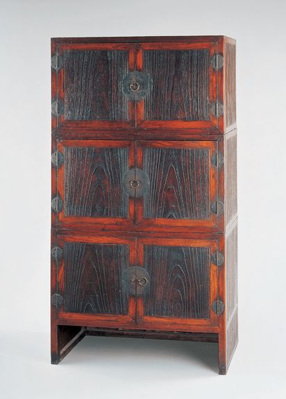 [Joseon Dynasty, 19th Century] Book Chest