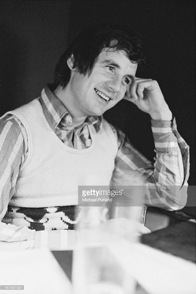 Actor, comedian and scriptwriter Michael Palin, of the Monty Python comedy group, 13th December 1972.