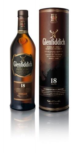 Glenfiddich 18   [Single Malt Scotch Whisky]