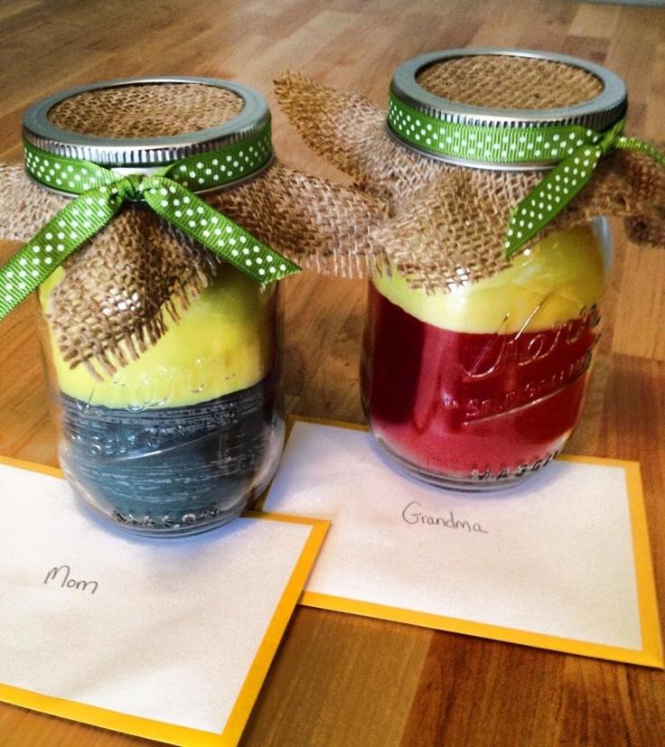 Homemade mason jar candles 13 best My