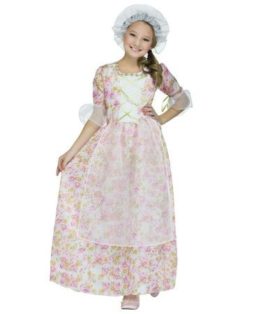 Colonial Settler Girls Costume | AUSTRALIAN COLONIAL