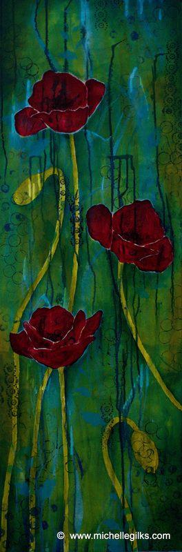 Tall Poppies - Michelle Gilks