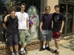 #Asperger's Are Us #comedy troupe plays off their disability.